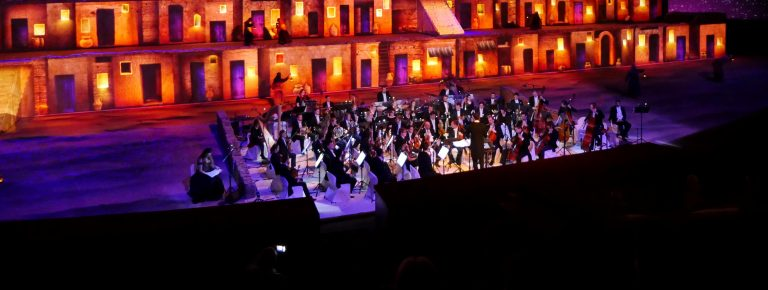 Le Prague Symphonic Ensemble au Mystère de Noël 2