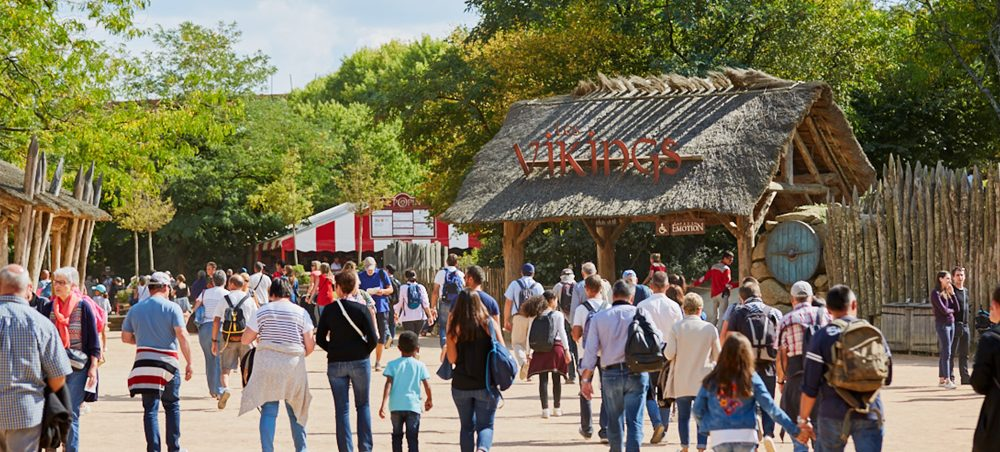 Puy du Fou announces 2019 plans : UK visitors increase by 22% in 2018