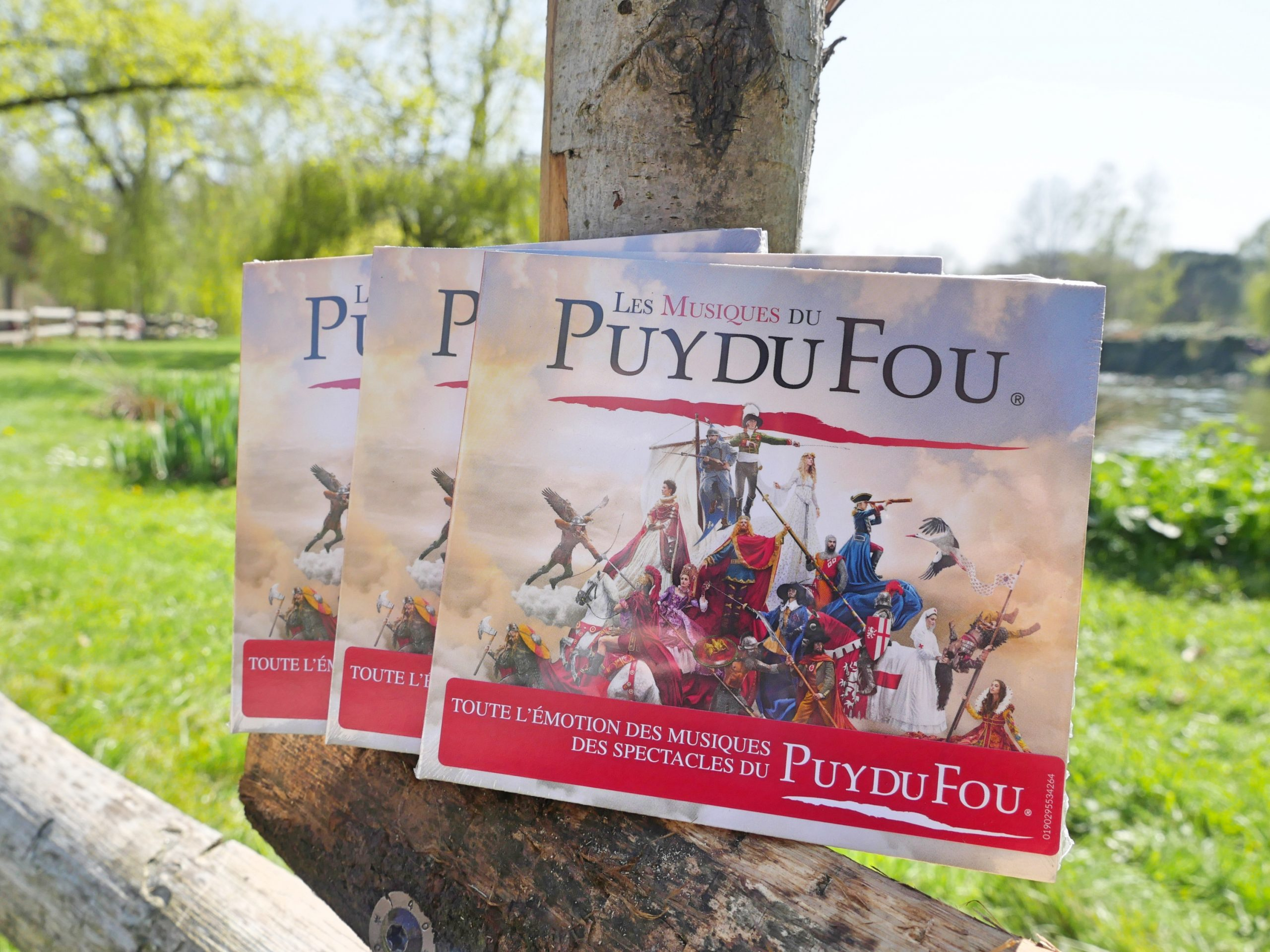 Les Musiques du Puy du Fou