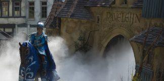 Raveleijn - Chevalier bleu