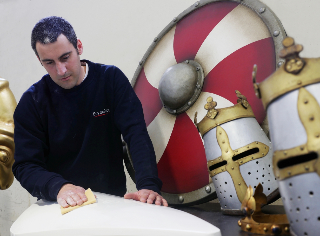 Atelier Décors et Accessoires Puy du Fou