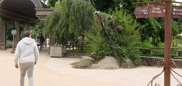 Romain et le Puy du Fou